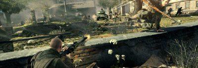 Imagini Sniper Elite V2