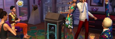 Imagini The Sims 4: City Living