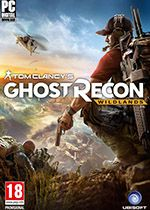 Tom Clancys Ghost Recon Wildlands Box Art Coperta