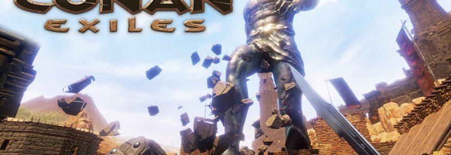 Conan Exiles a primit un gameplay trailer