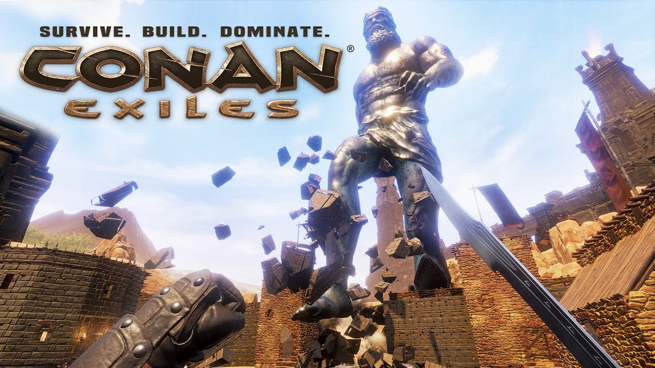 Conan Exiles a primit un gameplay trailer