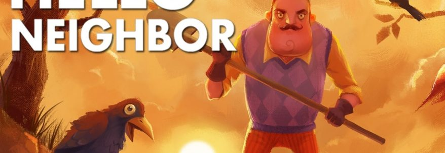 Hello Neighbor – Trailer