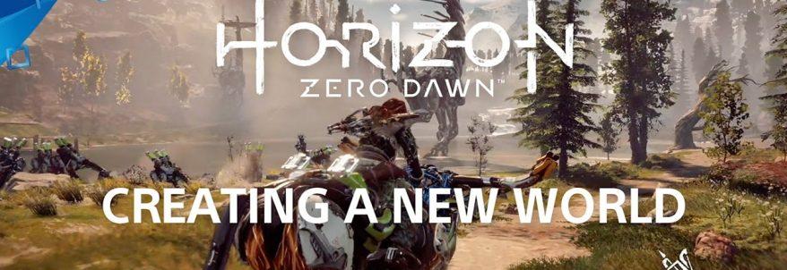 Horizon: Zero Dawn a primit trailer ce prezintă lumea jocului