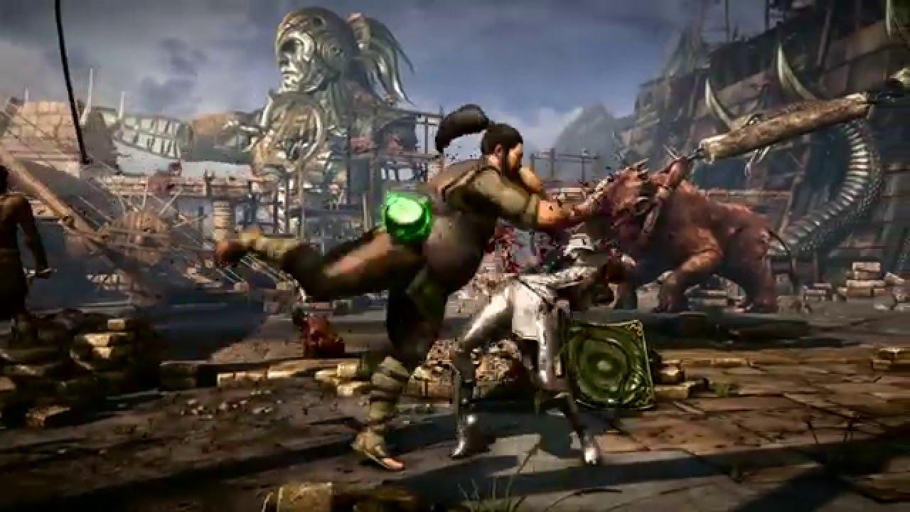 Mortal Kombat XL – Trailer
