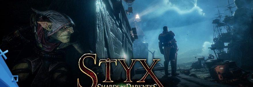 Styx: Shards of Darkness – E3 Trailer