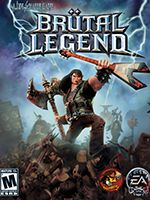 Brutal Legend PC Box Art Coperta