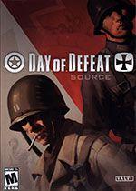 Day of Defeat Source PC Box Art Coperta