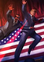 Mr. President PC Box Art Coperta