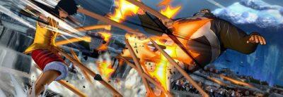 Imagini One Piece: Burning Blood