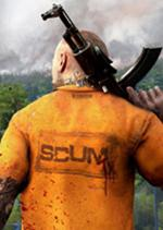 SCUM Box Art