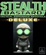 Stealth Bastard Deluxe PC Box Art Coperta
