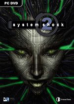 System Shock 2 PC Box Art Coperta