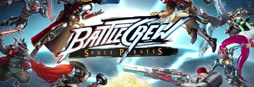 BATTLECREW Space Pirates - Trailer