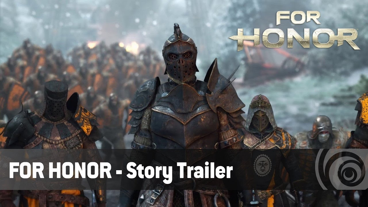For Honor a primit trailerul ce spune povestea jocului