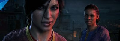 Uncharted: Lost Legacy dezvăluit printr-un gameplay