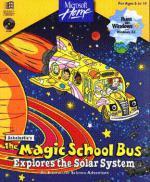 The Magic School Bus Explores the Solar System