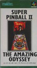 Super Pinball II: The Amazing Odyssey