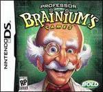 Professor Brainium's Games