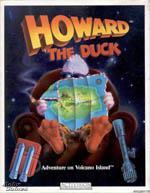 Howard the Duck: Adventure on Volcano Island