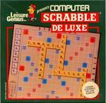 Computer Scrabble De Luxe