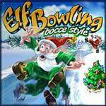 Elf Bowling: Bocce Style