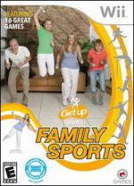Get Up Family Game Sports
