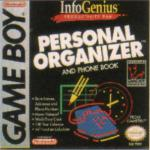 Personal Organizer and Phone Book