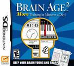 Brain Age²: More Training in Minutes a Day!