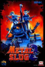 Metal Slug 2: Super Vehicle – 001/II