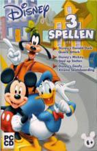 Disney: 3 Spellen