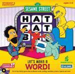 Sesame Street: Lets Make a Word!