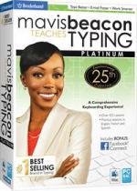 Mavis Beacon Teaches Typing Platinum: 25th Anniversary Edition