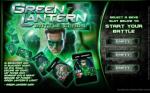 Green Lantern Battle Cards