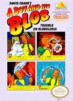 David Crane's A Boy and his Blob: Trouble on Blobolonia