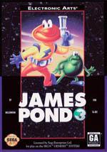 James Pond 3: Operation Starfish