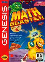Math Blaster: Episode 1 – In Search of Spot
