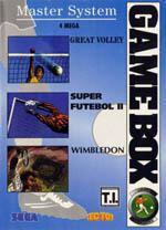 Game Box Série Esportes