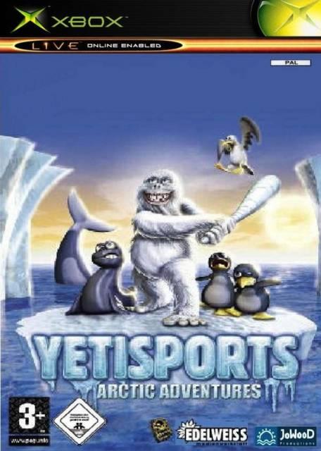 Yetisports Arctic Adventure