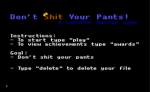 Don't Shit Your Pants