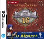 Quiz Magic Academy DS
