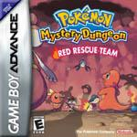 Pokémon Mystery Dungeon: Blue/Red Rescue Team
