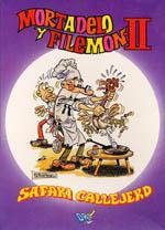 Mortadelo y Filemon II: Safari Callejero