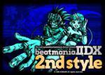 beatmania IIDX 2nd style