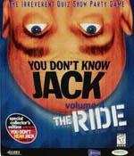 You Don't Know Jack: Volume 4: The Ride