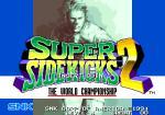 Super Sidekicks 2: The World Championship