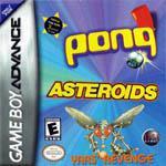Asteroids / Pong / Yars' Revenge