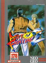 Art of Fighting 2
