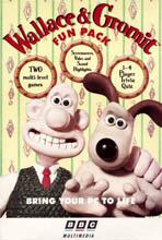 Wallace & Gromit Fun Pack