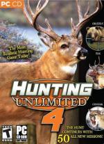 Hunting Unlimited 4 PC Box Art Coperta