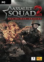 Assault Squad 2 Men of War Origins PC Box Art Coperta